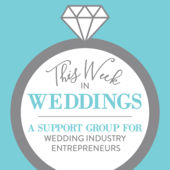 This Week In Weddings A Support Group For Wedding Industry Entrepreneurs Podcast