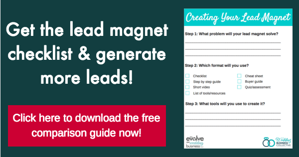 Get the lead magnet checklist