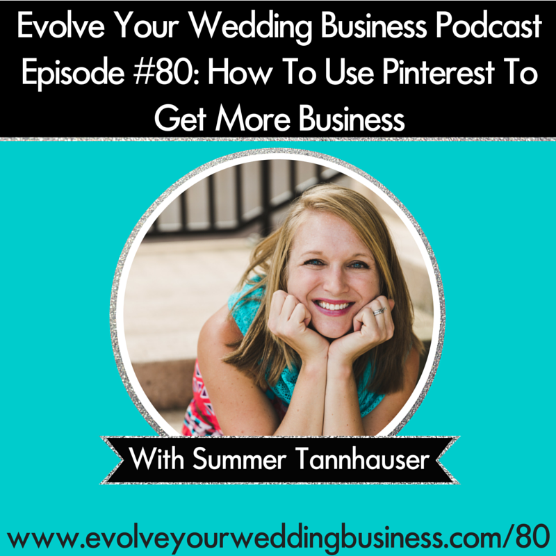 Episode 80: How To Use Pinterest To Get More Business with