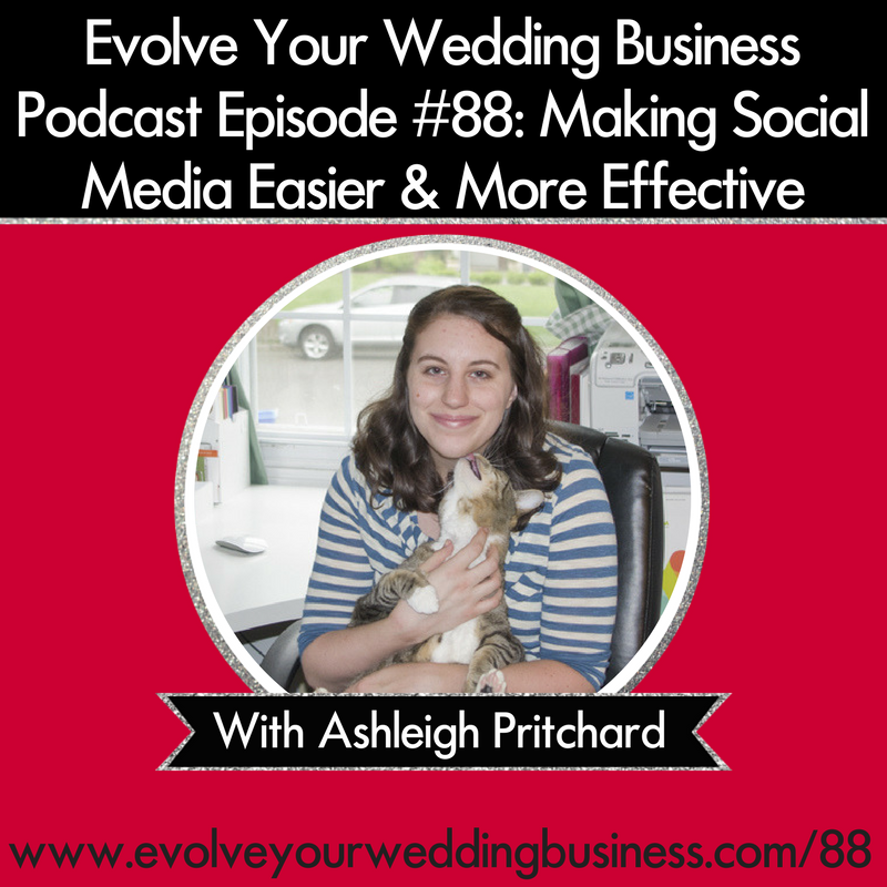 Making Social Media Easier & More Effective With Ashleigh Pritchard
